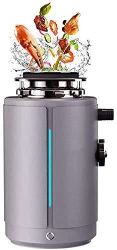 J & J À déchets de Cuisine Moulin à déchets avec Air Commutateur Lave-Vaisselle Connect Disponible Cuisine Rubbish Machine à élimination