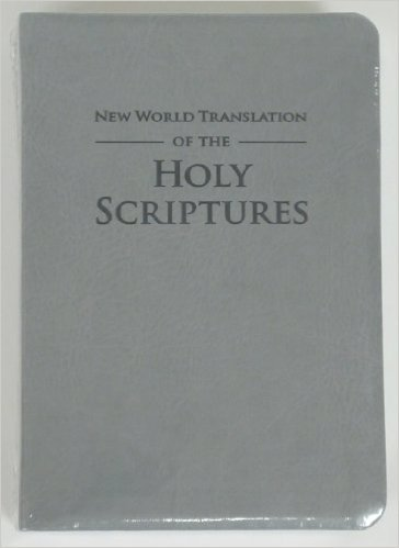 New World Translation of the Holy Scriptures Large Edition