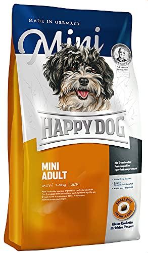 Croquettes Happy Dog Supreme Fit & Well Adult Mini Sac 4 kg