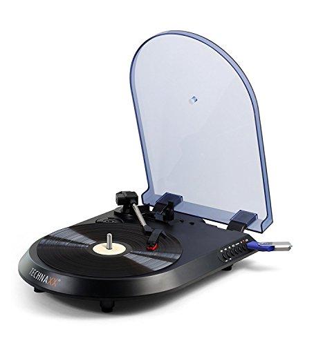 Technaxx 4491 TX-43 digital Plattenspieler schwarz