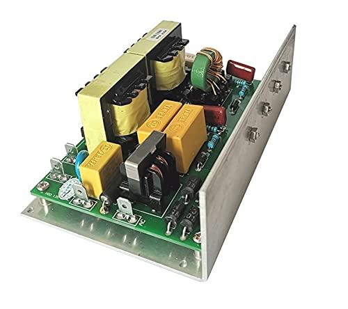 XUNLAN Durable Limpiador de transductor piezoeléctrico ultrasónico 40KHz 120W Tablero de Controlador de energía 22 0VAC Wearable