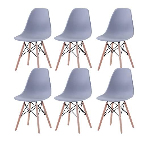 sedie da cucina 6 pezzi GrandCA HOME Set di 4/6 Sedie