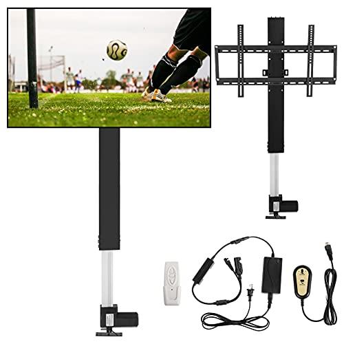 VEV Soporte de TV 220 V, Soporte Motorizado TV 48,5 x 10,7 cm, TV Soporte de Pared Automático para Hogar y Ocasiones Comerciales