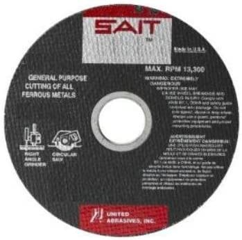 United Abrasives- Very popular SAIT 24050 14-Inch x 32-Inch SEAL limited product M 1-Inch 4400 3