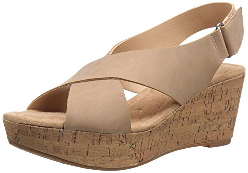 CL by Chinese Laundry Damen Dream Girl, Nude Nubuck, 38 M EU
