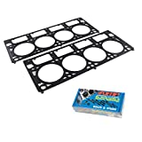 MLS Cylinder Head Gasket Set and ARP Bolts for 2004+ Chevrolet Gen III IV 6.0L...