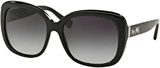 Coach HC8158 Square Sunglasses For Women+FREE Complimentary Eyewear Care Kit