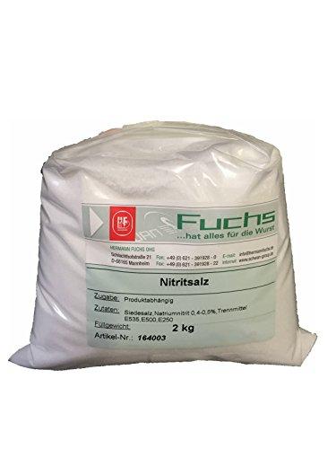 Nitritsalz/Pökelsalz 2 kg Beutel