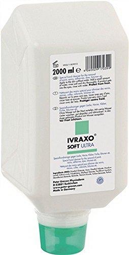 Format 4260029170399–Handreiniger Ivraxo Soft Ultra. 2000ml Variofl.