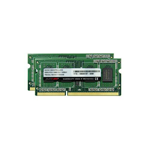 シー エフ デー販売 CFD販売 ノートPC用メモリ PCL-12800 DDR3L-1600 8GB×2枚 1.35V対応 SO-DIMM 無期限保証 Panram W3N1600PS-L8G