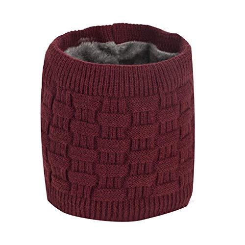 POHOVE Calentar Bufanda de Punto Cuello Eléctrico Carga USB Térmicos Cuello Envuelva...