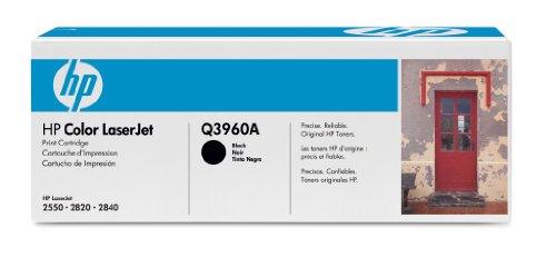 HP Q3960A LaserJet 2550 Original Toner Black 5000 Seiten