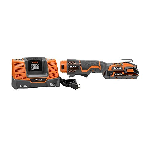 Best Prices! Ridgid R8620K X4 18-Volt Hyper Lithium JobMax Multi-Tool Base Kit (Renewed)