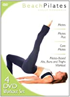 Beach Pilates [DVD] [Import]