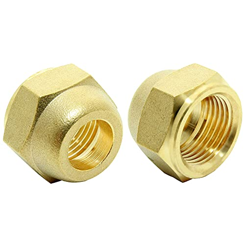 Klimaanlage Split Bördelüberwurfmutter für 1/2 Zoll Rohr für die Montage von Split-Klimaanlagen