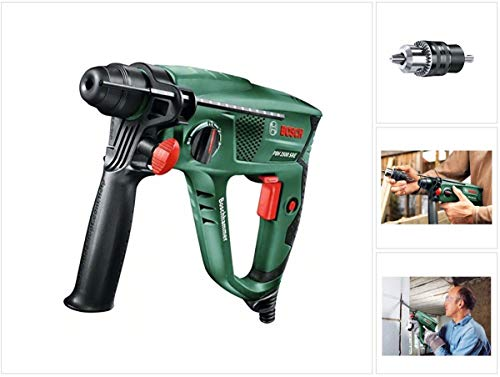 Perforateur Bosch 'Universal' PBH 2500 SRE avec coffret (mandrin automatique +...