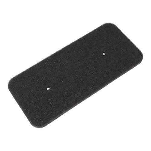 DL-pro filtro di schiuma adatto a CANDY 40006731 270x122mm su asciugatrice scambiatore