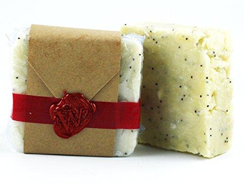 Honeysuckle & Eucalyptus Soap All Natural Exfoliating Bar