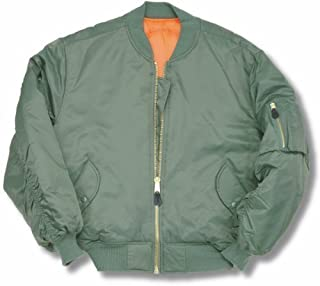 DELTA Classic MA-1 Bomber Flight Jacket