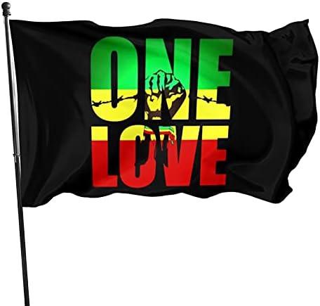 One love flag