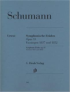 symphonic etudes op 13