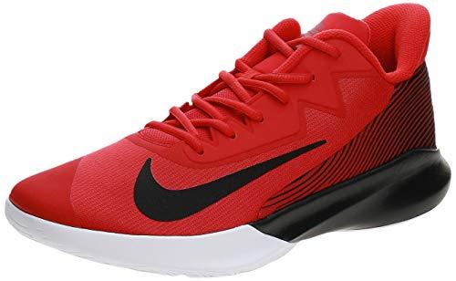 Nike Zapatos Precision 4 Cód. CK1069-600 Rojo Size: 41 EU
