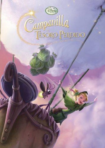 Campanilla y el tesoro perdido (Campanilla (beascoa))
