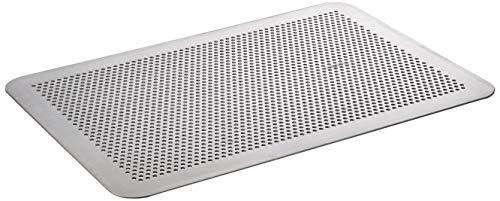 DE BUYER 7368.30 - Mini Placa para repostería de Aluminio Perforado, 30 x 20cm