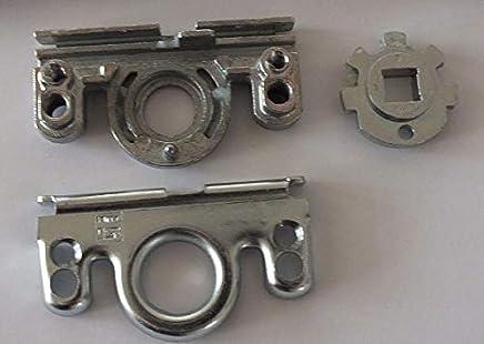 AUBI Fenstergetriebe GK Getriebe AGKK Beschlag AGKK3130-100040 ToniTec Wartungsanleitung f/ür Aubi A300 Fensterbeschl/äge