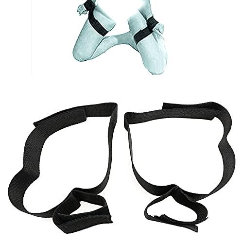 Kit in nylon resistente Comfort nastro morbido coscia articolo e cinturino da polso per le donne - Best Experience-zxg