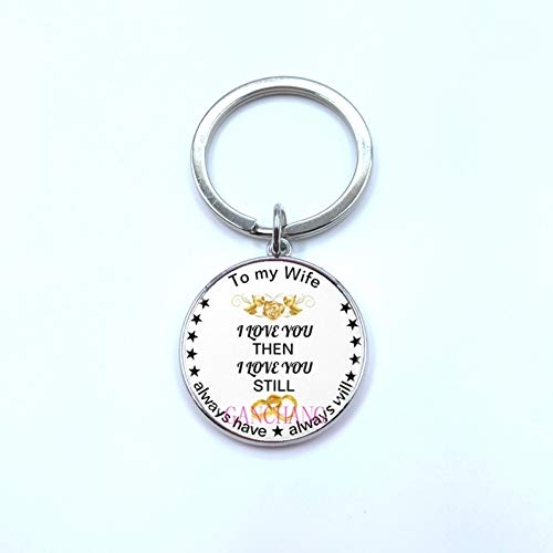 AGMKV Keychain Keychain Anniversary & Wife Gift Valentines Gifts