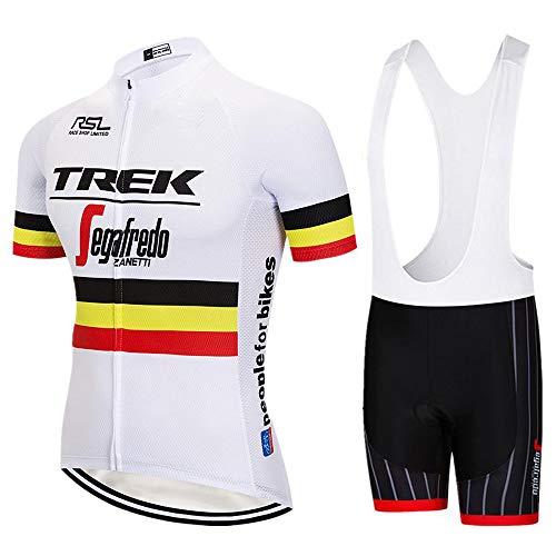 Short sleeved cycling wear + shorts cycling bib shorts 3D gel cushion