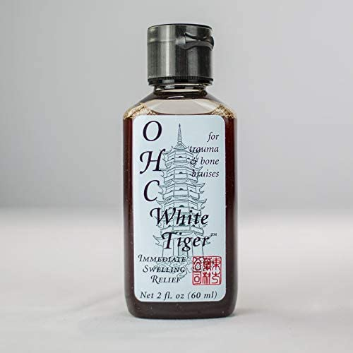 Oriental Herb Company White Tiger Bone shop Excellence Liniment 2 Bruise oz.