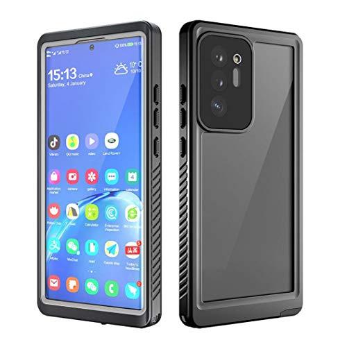 Tuimiyisou La Caja del teléfono es Compatible con Samsung Nota 20 Ultra Cubierta de 6,9 ??Pulgadas, con un Sistema Incorporado en el Protector de Pantalla y un IP68 Resistente al Agua