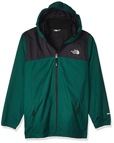 The North Face Giacca Da Ragazzo Elden Rain Triclimate Verde Taglia XL Cod 3YF3-N3P
