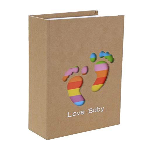 Vosarea 4R6 - Album Fotografico, 100 Famiglie, per Bambini, Piccoli Regali creativi
