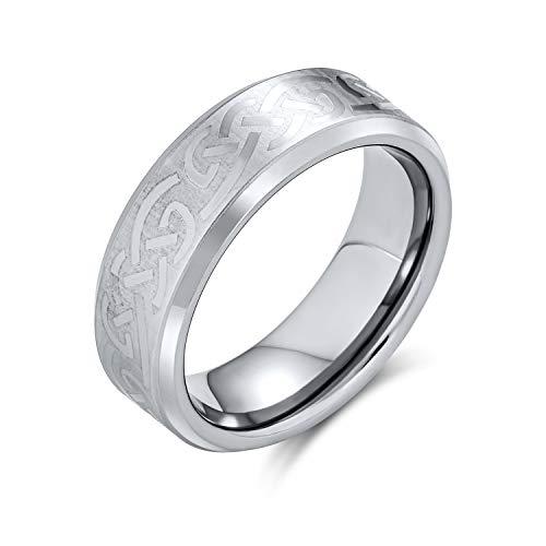 Bling Jewelry Irlandés Vikingo celtico Amor Amor Parejas Ti