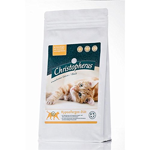 Allco Cat Christopherus Cat Hypoallergen Diät 1 kg