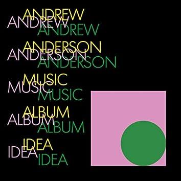 Music Album Idea