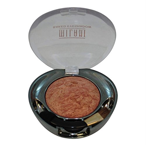 MILANI Baked Eyeshadow Marble-MLMMS617 Copper Excess
