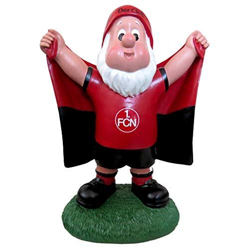 1. FC Nürnberg Gartenzwerg \'Fahnencape\'