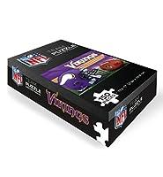 Minnesota Vikings NFL 150 Piece Team Puzzle