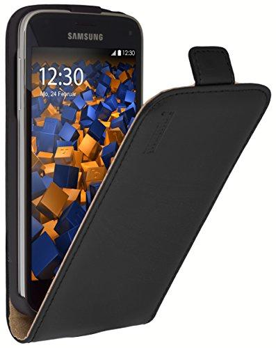 mumbi Flip Case für Samsung Galaxy S5 Mini Tasche