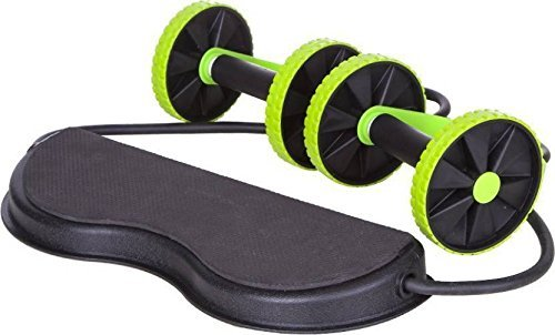 CottonTee® Resistance Exerciser Home Gym Ab Care Fitness for Fitness Seekers(Multicolour, Medium)