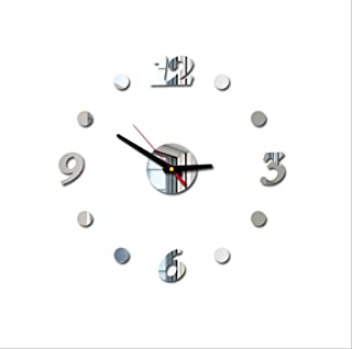 clock tile diy