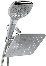 Best sunbeam dual shower massager & rainfall head set Reviews