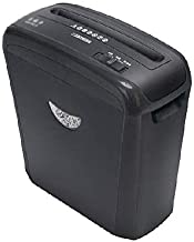 $362 » JCTTZ Mini Paper Shredder-Security 5-Sheet Micro-Cut Paper,CD and Credit Card, 5 Minutes Continuous Run Time Shredder