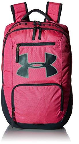 Under Armour Unisex UA Big Logo Backpack Rebel Pink Backpack