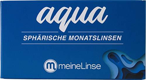 Oculsoft Monthly Aqua Spheric weich, 3 Stück/BC 8.6 mm/DIA 14.2