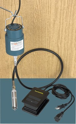 Chicago Electric Power Tools Flexible Shaft Grinder and Carver
